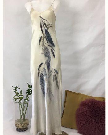 Silk Max Dress - Size 12