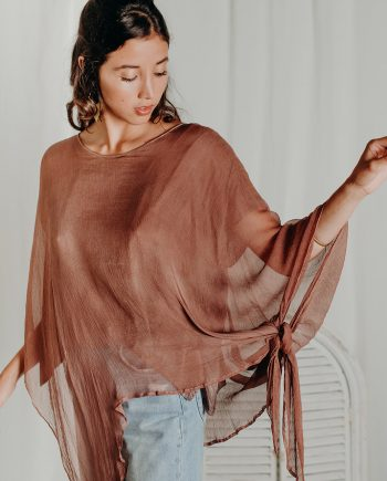 Silk Top - Double Layered
